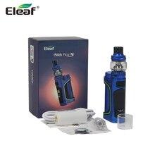 Kit Original Eleaf iStick Pico S avec réservoir ELLO 6.5ml E Cigarette 100W iStick Pico S boîte MOD avec bobine de HW-M HW-N