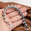 2016 Punk overbearing fork chain bracelet 100% 925 sterling silver Bracelet Bangle for men or women fine fashion jewelry GB93