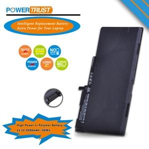 50WH CM03XL батарея для HP EliteBook 840 845 850 740 745 750 G1 G2 серии 717376-001 CM03050XL CO06 CO06XL E7U24AA HSTNN-IB4R
