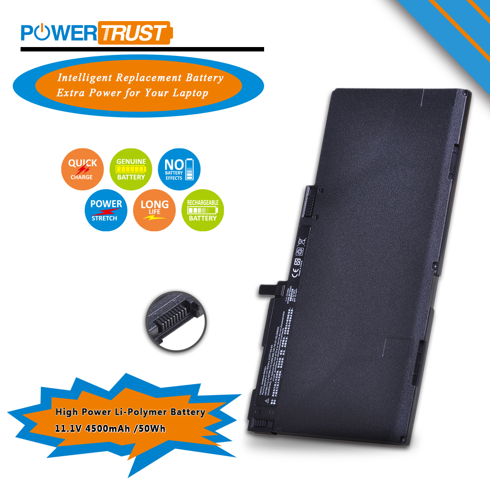 50WH CM03XL Battery for <font><b>HP</b></font> EliteBook 840 845 <font><b>850</b></font> 740 745 750 <font><b>G1</b></font> G2 Series 717376-001 CM03050XL CO06 CO06XL E7U24AA HSTNN-IB4R image