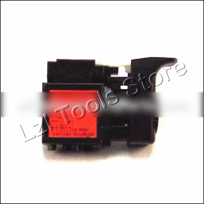 Genuine SWITCH for 322854 Hitachi DV20VB2 DV18V D13VH D13VB3 D10VJ C2098493 Hammer Drill ударная дрель hitachi dv20vb2