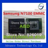 Free Shipping Best Price For Samsung N7100 KMVTU000LM B503 Flash Memory IC KMVTU000LM