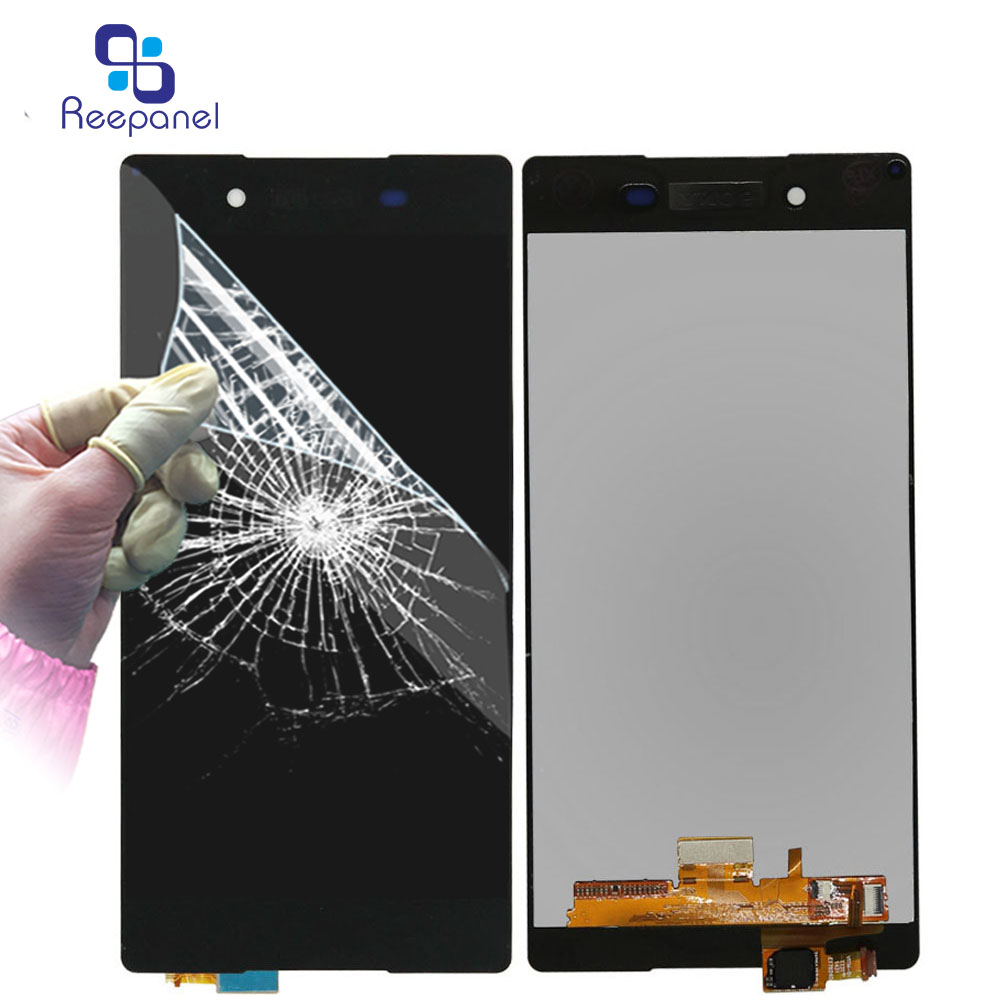 Reepanel 5.2 IPS For SONY Xperia Z4 LCD Touch Screen For SONY Xperia E6533 E6553 Display Replacement free shipping +tools set