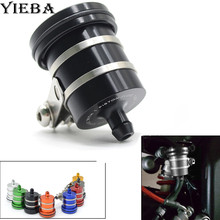 Brake Fluid Reservoir Clutch Tank Oil Fluid Cup For SUZUKI GSXR Msx125 Msx 125 Gsr 600/750 Gsxr 600/750/1000 Sv 650 Drz400 SV650 цена и фото