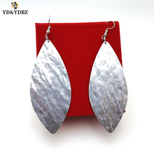 YD&YDBZ 2019 Womens Earrings Tree Leaves Women Drop Fashion Punk Style Perfect Accessory For Pretty Girls Birthday Gift