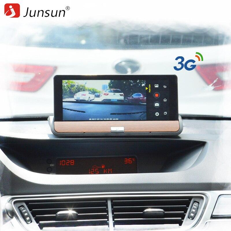 junsun e26 pro car navigator ru 3g gps navigation android 5 bluetooth navigator with car. Black Bedroom Furniture Sets. Home Design Ideas