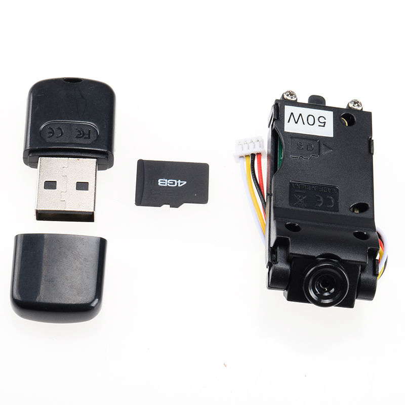 0.5MP HD Drone Spare Camera Kit For the Lishitoys L6053 L6039 L6055 L6056 Drone Remote Control Quadcopter Toy Spare Parts