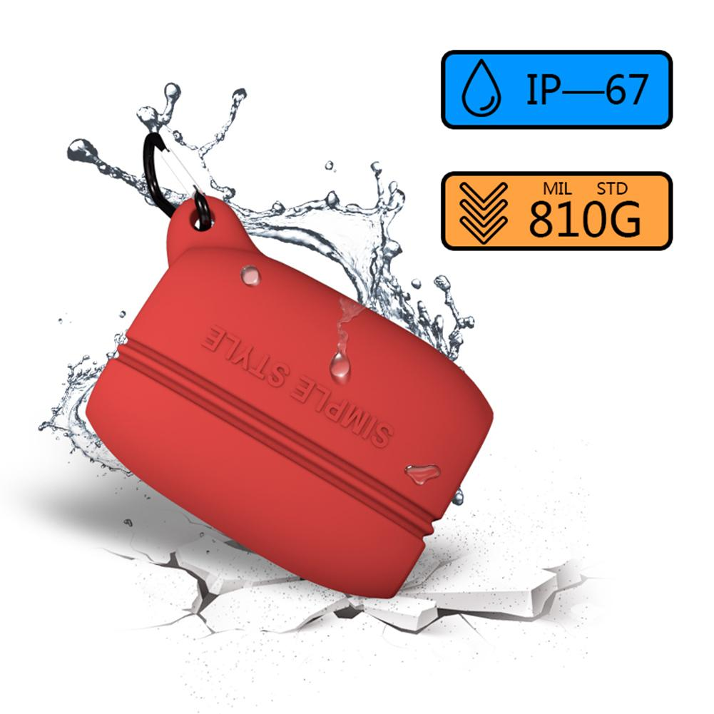 Anti Shock Protective Silicone Case For Jabra Elite Active 65t Earphones Shockproof Flexible Full Cover Aliexpress