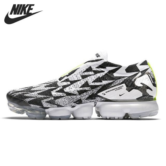 07542823d29e9 Original New Arrival NIKE Acronym x Air VaporMax Moc 2 Men s Running Shoes  Sneakers