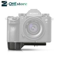 Meike MK X1EM New Vertical Shoot Camera L type metal Bracket Hand Grip Holder for Sony a7 ii a7iii a7r iii a9 a7RII a7Sii a7MIII