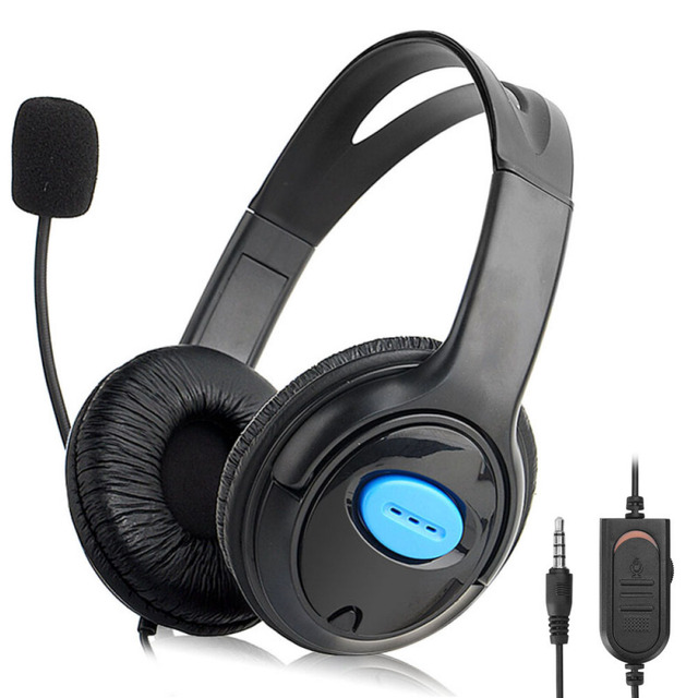 gaming headphone with microphone wired gaming headset earphones for rh aliexpress com Sony VR Headset Sony Wireless Stereo Headset