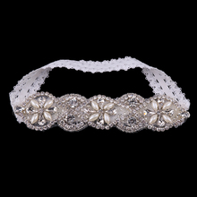 Women Wedding Dress Lace Beads Garter Ladies Girls Pearls Rhinestone Flower Applique Bridal Garters