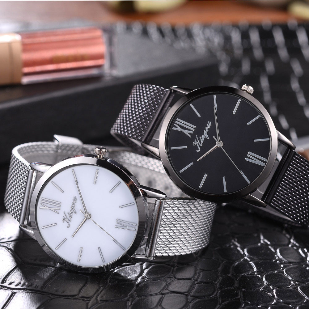 Lover's Watch Roman numerals Women's Casual Elegant Quartz Silicone strap Band Watch Analog Wrist Watch чаы жн C50