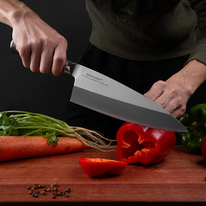 Image 5 - Mokitmanual facas de enchimento de peixe, facas de aço inoxidável deba de alto carbono da alemanha 1.4116 para enfilar sushi salmon