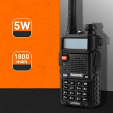 Get more info on the 1Pcs Baofeng UV-5R Dual Band VHF/UHF 136-174MHz & 400-520MHz FM Portable Dual Band Two Way Radio Handheld Walkie talkie BF-UV5R