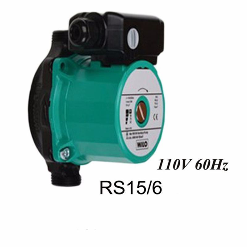 Solar hot water heater circulation pump RS15/6,220V,50Hz hot water circulation pump,solar water heater circulation pump