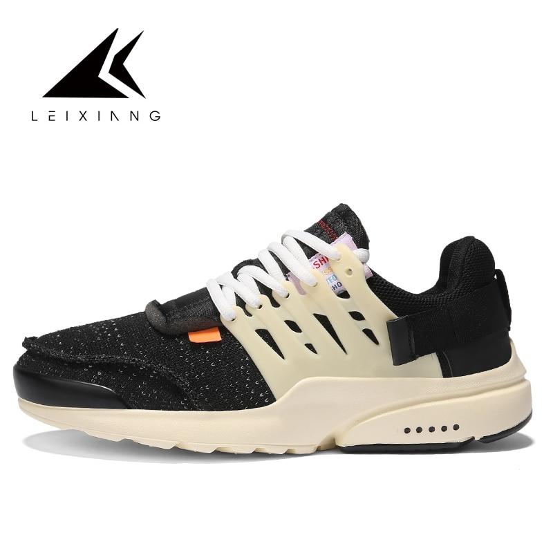 2018 New Summer Men Running Shoes Outdoor Jogging Training Shoes Sports Male Shoes Outdoor Walking Sneakers For Running
