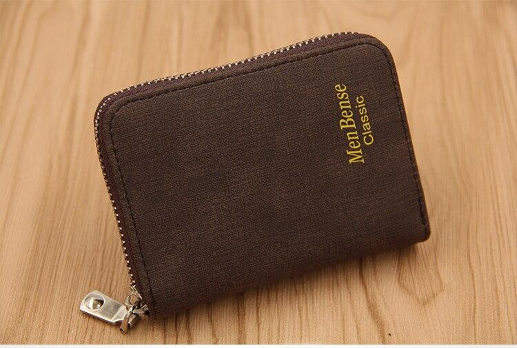 K99_14Menbense Rfid Wallet Blocking Reader Lock ID Bank Card Male Metal Aluminium Credit Card Holder Anti Protect Blocking K99
