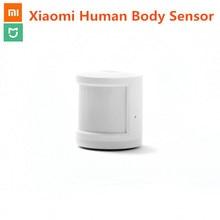 New Unique Xiaomi Clever Mini Human Physique Sensor Pocket Dimension Human Physique Sensor for Sensible Dwelling