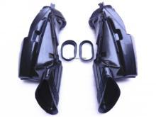 Ram Air Intake Tube Duct for Suzuki GSXR600 GSX-R600 GSXR 600 GSX-R750 GSXR750 GSXR 750 2006 2007 06 07