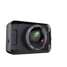 Naked waterproof 10m IP68 touch display 2000mAH battery 4k wifi action camera