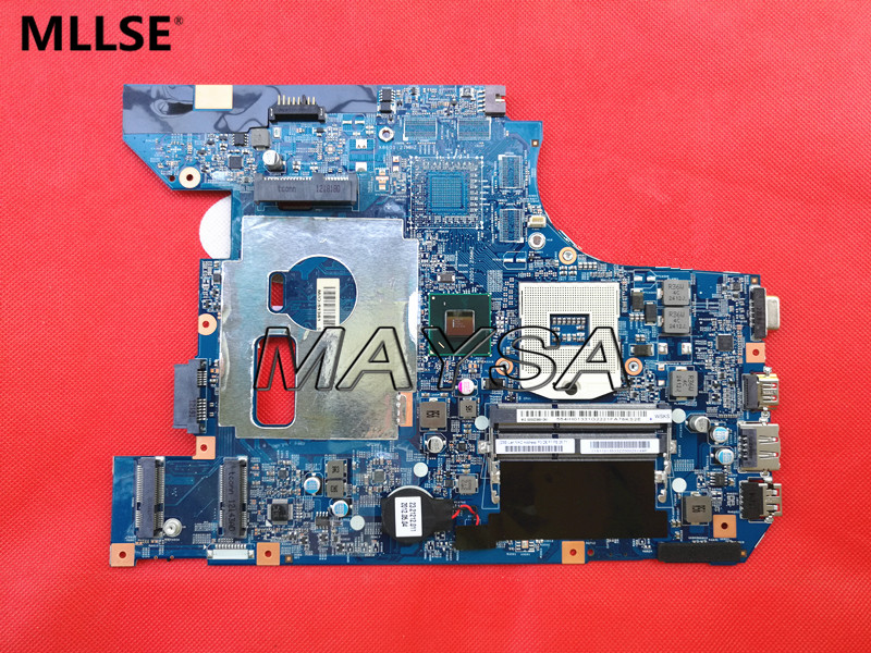 48.4PA01.021 LZ57 UMA Main Board Suitable fot Lenovo Z570 Notebook PC laptop motherboard, 100% WORKING 574680 001 1gb system board fit hp pavilion dv7 3089nr dv7 3000 series notebook pc motherboard 100% working