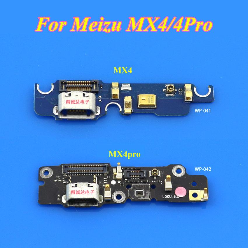 1PCS USB charger charging connector Dock port flex cable For MEIZU MX4 MX4 Pro