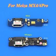 1PCS USB charger charging connector Dock port flex cable For MEIZU MX4 MX4 Pro цена 2017