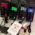 Hurricane блок питания тату TP-5 блок питания для тату машинки сенсорный экран Электропитание для тату Умный Цифровой ЖК-дисплей блок питания тат...