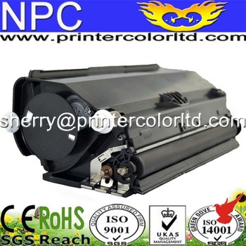 new compatible toner cartridge for Lexmark E260 with toner powder 3.5K yield