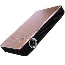 4 karat Tragbare 3D DLP Projektor Android 4.4.2 Wifi Heimkino FÜHRTE Bluetooth Mini Proyector Micro-projektor Mit Voller HD Beamer