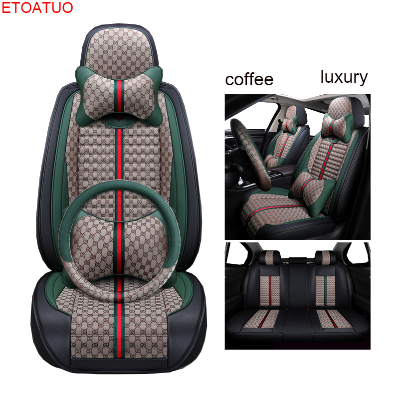 Car-Seat-Cover All-Model Elantra Creta Hyundai Ix25 Genesis Ix35 I20 Universal for Solaris/Creta/I30/..
