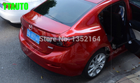 ABS REAR SPOILER unpainted for Mazda 3 2014 2015 2016
