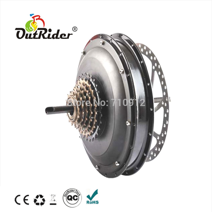 Rear Disc-brake 48V 1000W Popular Hot-sale High-quality Powerful Brushed electrical motorOR01I3