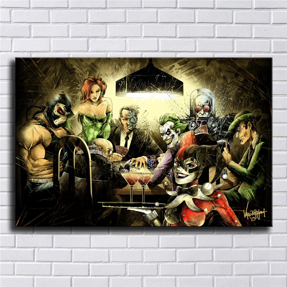 """12/""""x18/""""Universe-and-Marvel HD Canvas print Painting Home Decor Wall art A3626"""
