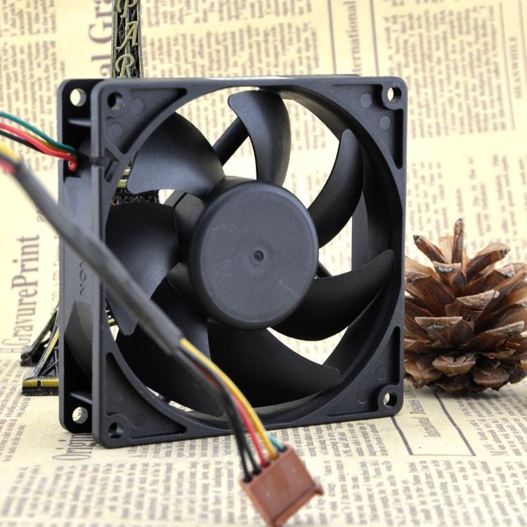 Sunon fan 9225 four-wire 5-pin fan 9cm fan PMD1209PTB1-A FOR HP dedicated fan whit shell 413978-001