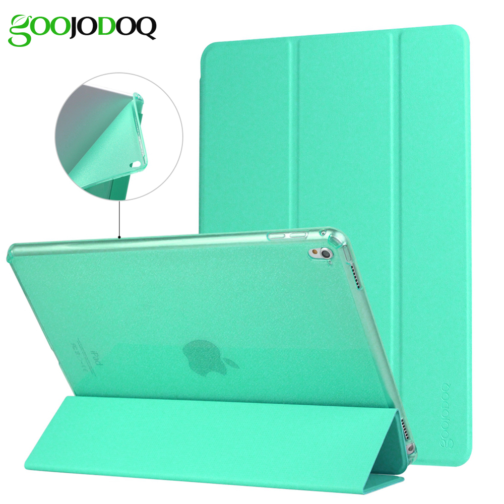 For iPad Pro 9.7 Case, For iPad 4 2 3 Cover PU Leather+Glitter Silicone Soft Back for iPad 2 Case Smart Auto Sleep/Wake Up dowswin case for ipad 2 3 4 soft back cover tpu leather case for ipad 4 flip smart cover for ipad 2 case auto sleep wake up