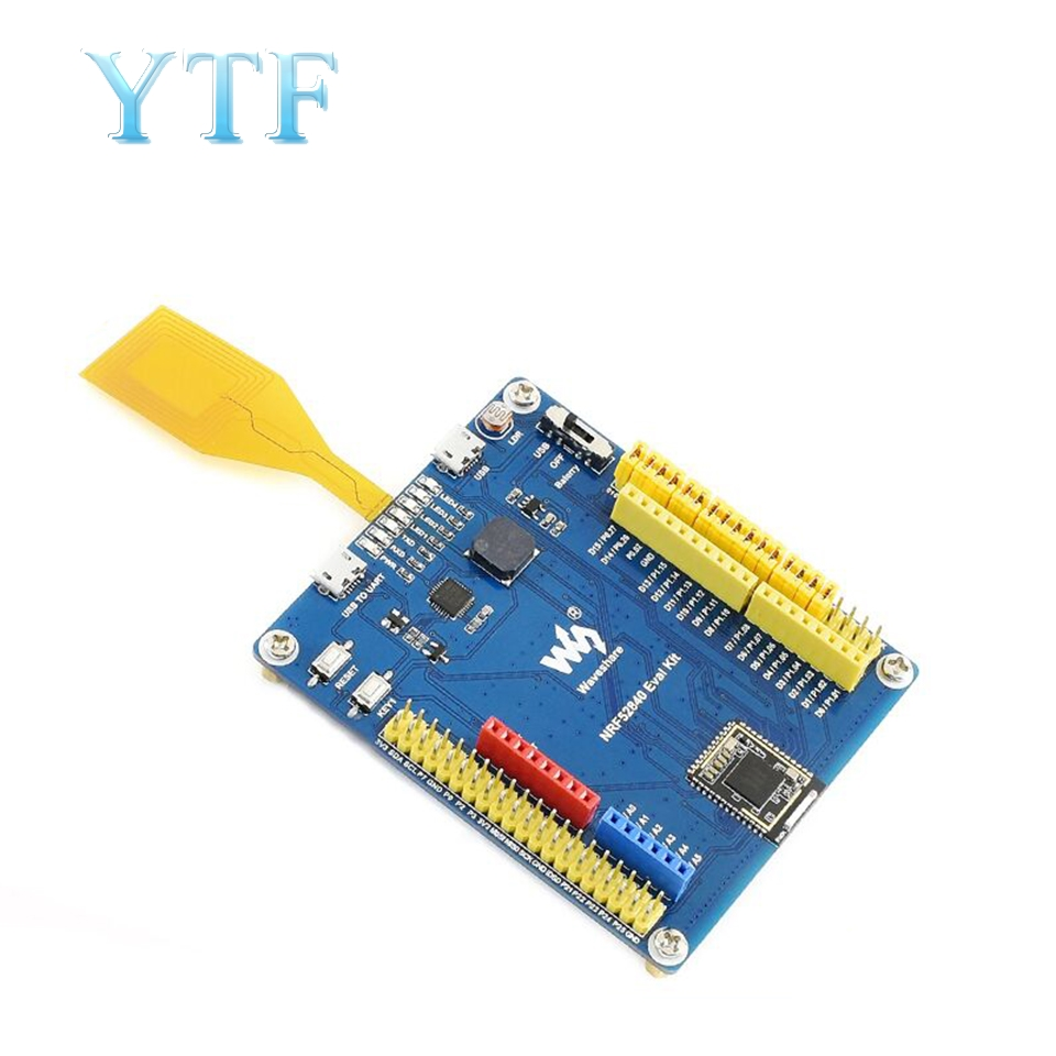 NRF52840 Development Board Bluetooth 5.0 Development Kit Module For Arduino / Raspberry Pi