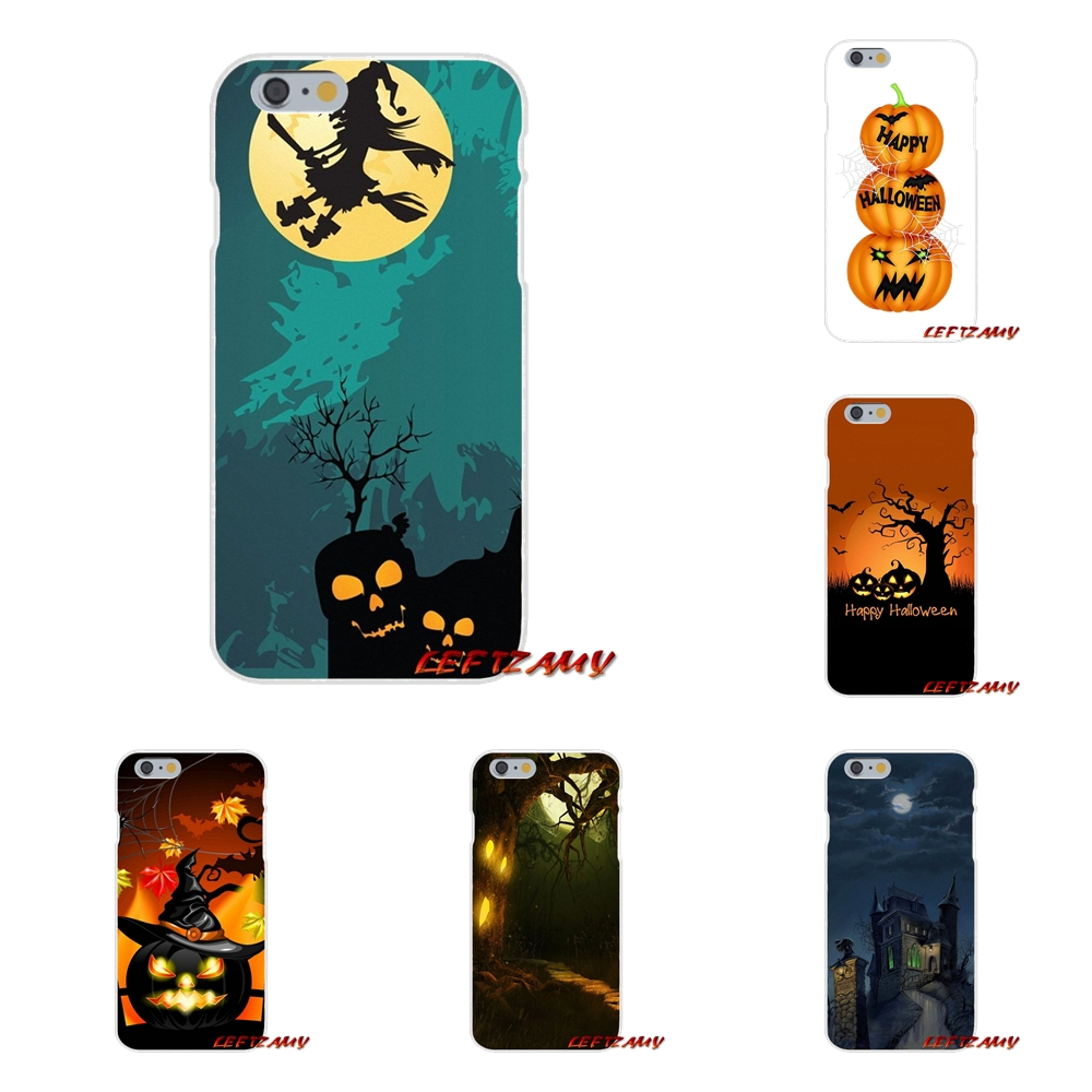 Forceful For Htc One M7 M8 A9 M9 E9 Plus U11 Desire 630 530 626 628 816 820 Happy Halloween Fabric Pumpkins Accessories Phone Shell Cases Profit Small Phone Bags & Cases Cellphones & Telecommunications