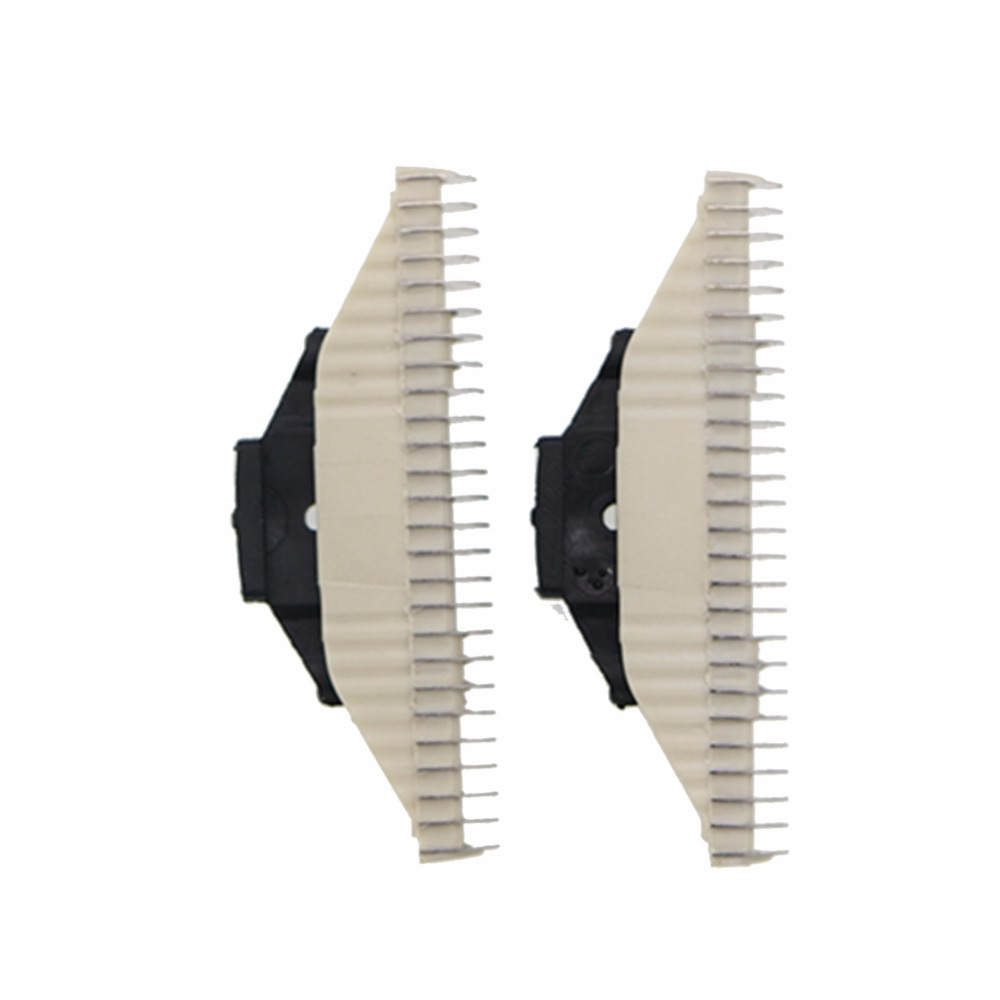 2pcs Free Shipping razor parts Hair Trimmer Cutter Barber Head for philips QS6160 QS6140 цена и фото