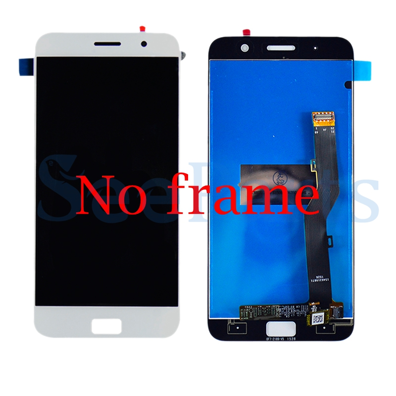 Image 4 - 5.5For Lenovo ZUK Z1 LCD Display Touch Screen Digitizer Assembly