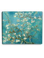 Миндального дерева, Винсента Ван Гога. Классический искусств воспроизведение. Печать на холсте, готовы повесить Перевозка груза падения