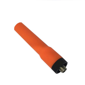 Image 3 - SF20 Arancione UV Morbido Dual Sezione SMA F Antenna per baofeng uv 5r 888 h777 puxing woxun radio