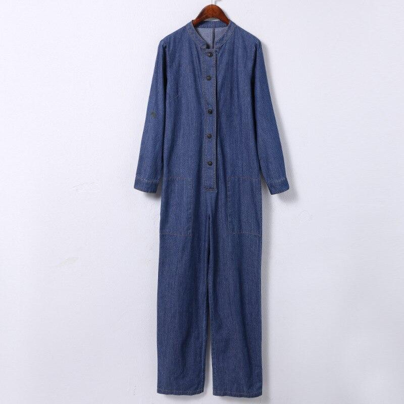 Dame femmes vêtements femme vêtements manches longues demin buttoun hauts et pantalons vêtements ensemble costume
