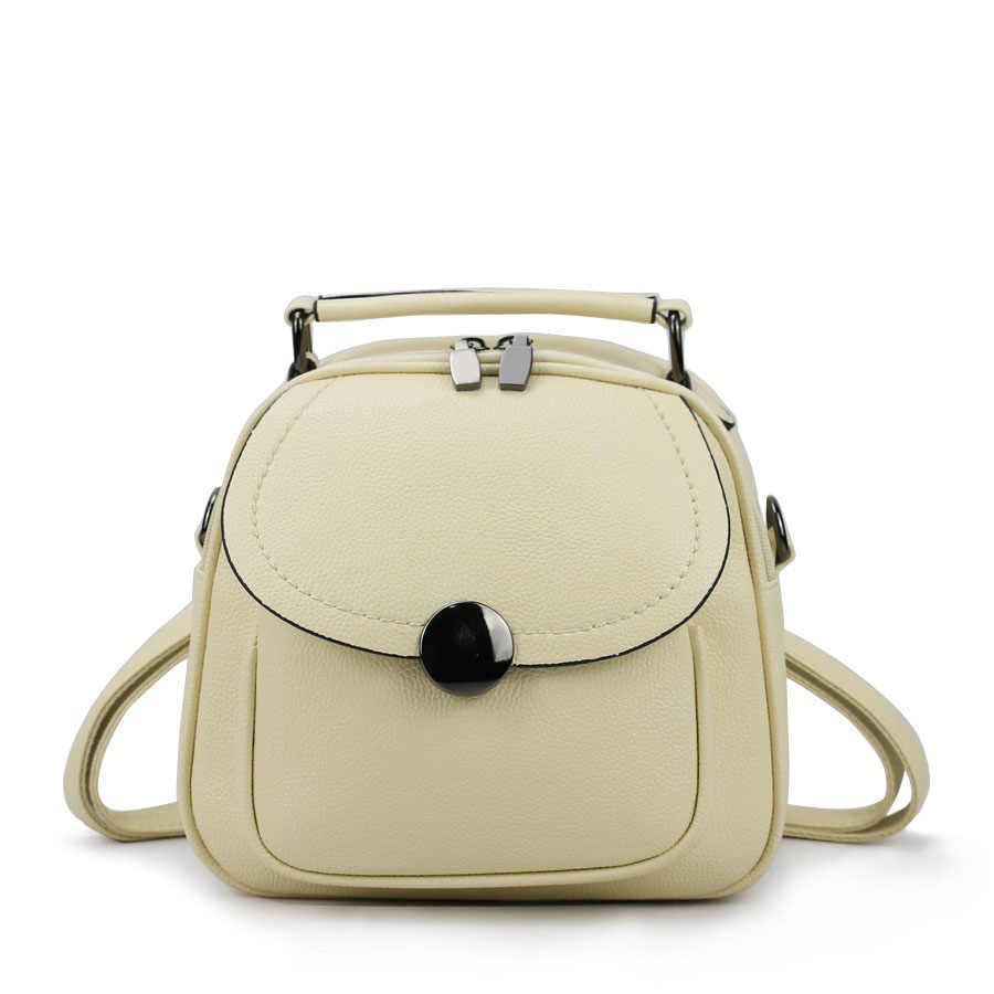 541c275c1ead ... RoyaDong 2019 женский рюкзак из искусственной кожи Модные школьные сумки  для девочек-подростков мульти- ...