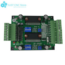 THB6064AH JP-264B Double Axis 64 subdivision MACH3 dedicated stepper motor driver double remote motor potentiometer b50k axis 30mmf