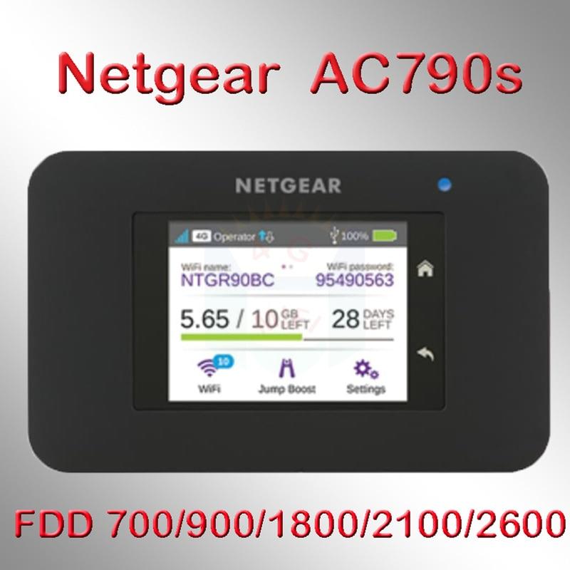 Packet netger original AC790S 4g cat6 300 mbps hotsp móvil con pantalla táctil router pk pk e5786 e5186 782s 810s e5776 e5186