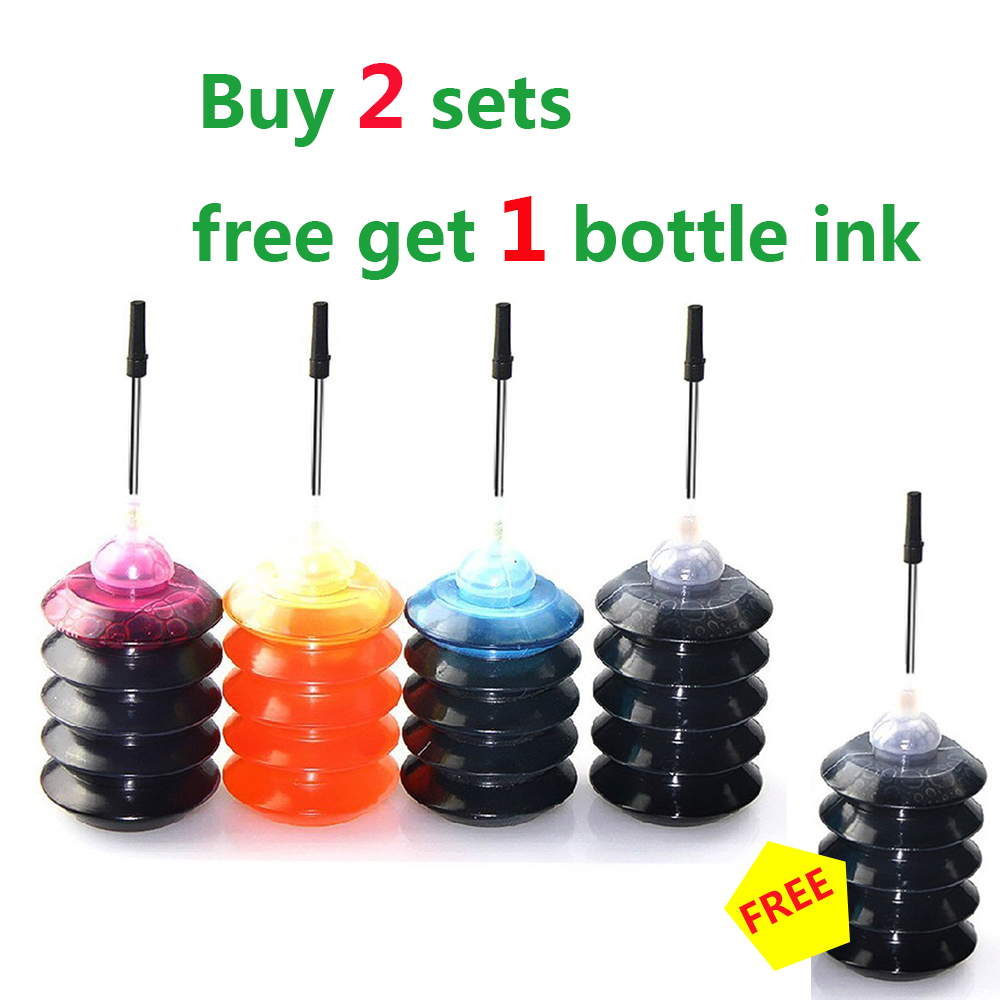 Universal 30ml /100ml dye ink for Epson For HP for Canon for
