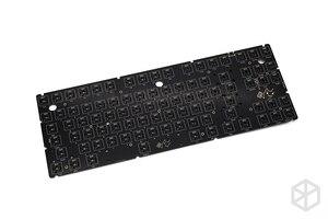 Image 2 - Xd87 XD87 XD80 مخصص الميكانيكية لوحة المفاتيح Kit80 ٪ يدعم TKG TOOLS دعم Underglow RGB PCB مبرمجة gh80 kle