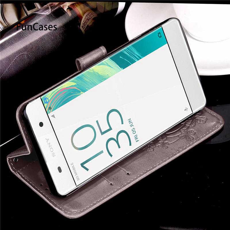 ثلاثية الأبعاد زهرة الجلود حقيبة لهاتف سامسونج غالاكسي S9 S8 زائد S7 S6 حافة S5 S3 Neo S4 J3 J5 J7 A3 A5 2016 2017 J1 Mini Grand Prime غطاء